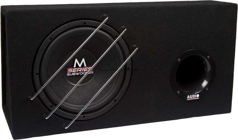 Nizkotonec v ohišju  Audio System M 12 BR