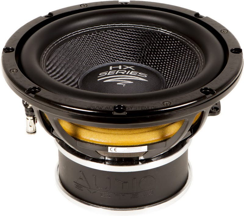 Nizkotonec  Audio System HX 10 SQ