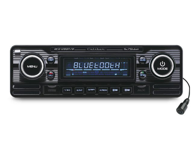 Avtoradio Caliber RCD 120BT/B