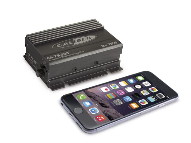 Ojačevalec Caliber CA75.2BT (2-kanalni, Bluetooth)