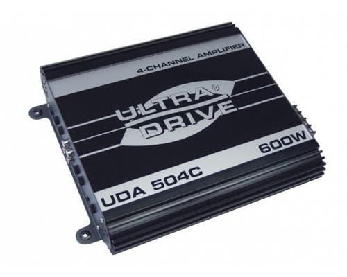 Ojačevalec Caliber Ultradrive 504C