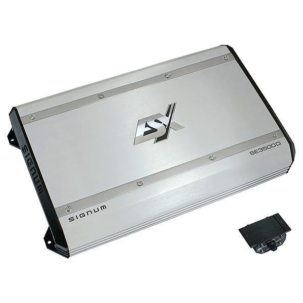 Avtoojačevalec ESX SE 3500D (1-kanalni)