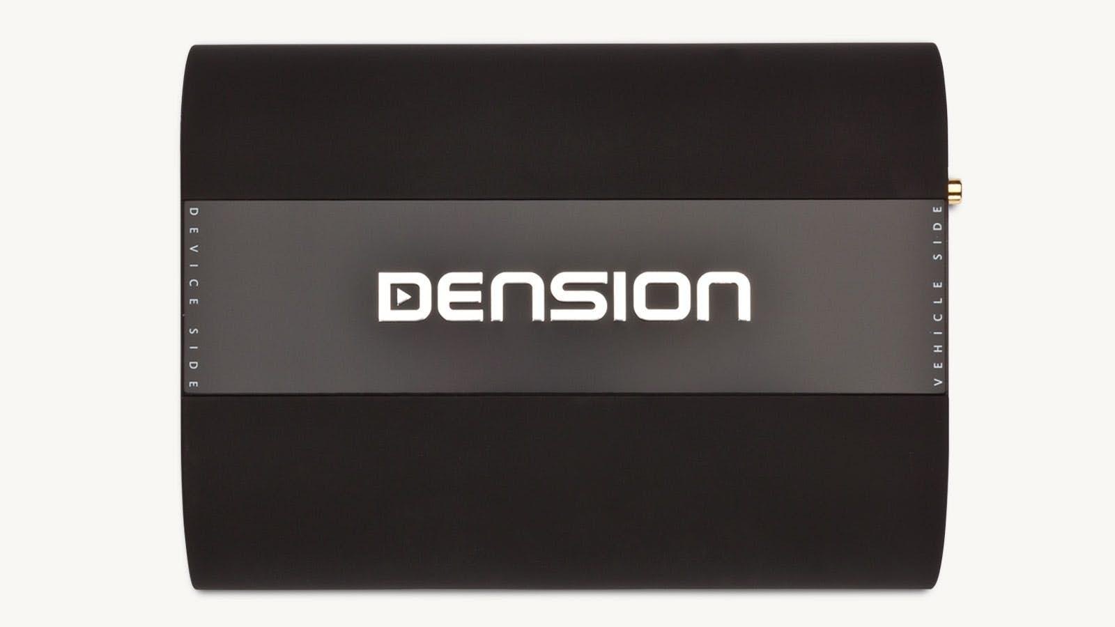 Vmesnik Dension DAB+U