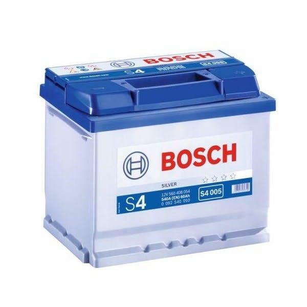 Akumulator BOSCH Silver 60 Ah