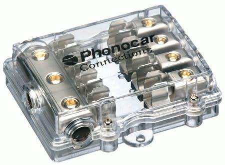 Razdelilni blok - Phonocar z varovalkami