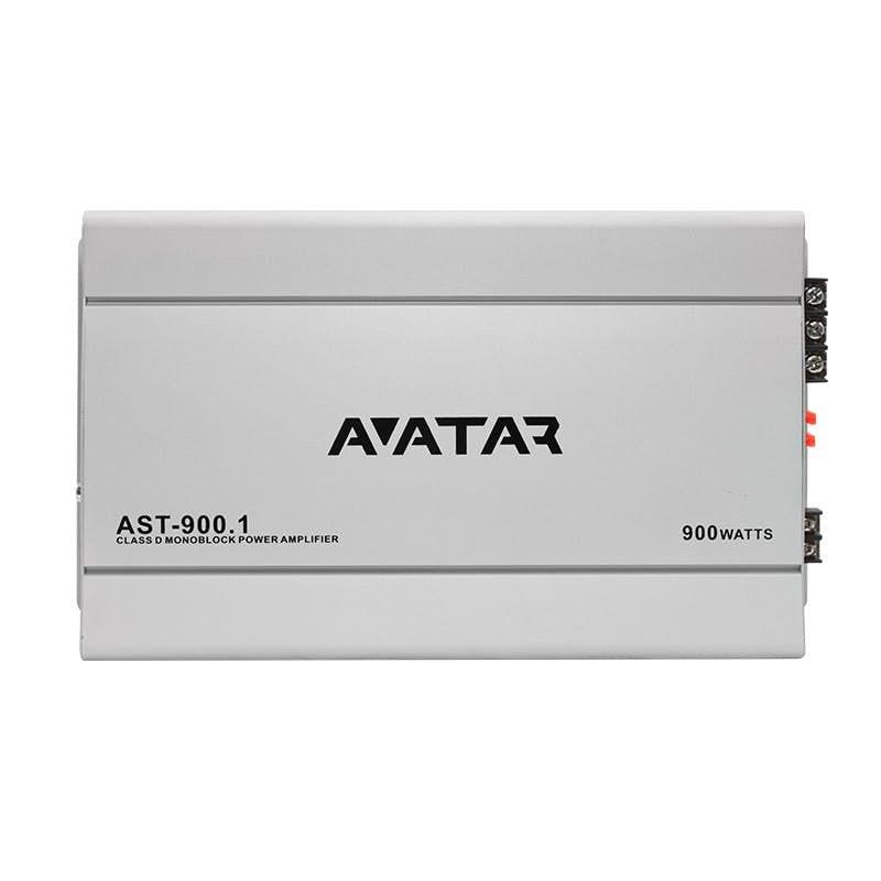 Avtoojačevalec Avatar AST-900.1