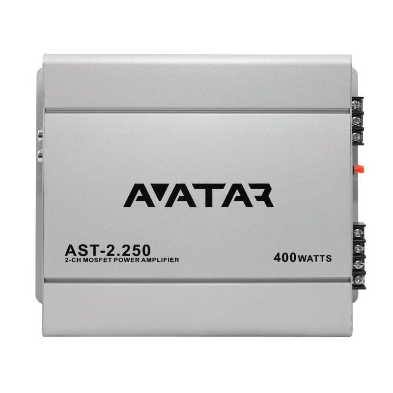 Avtoojačevalec Avatar AST-2.250