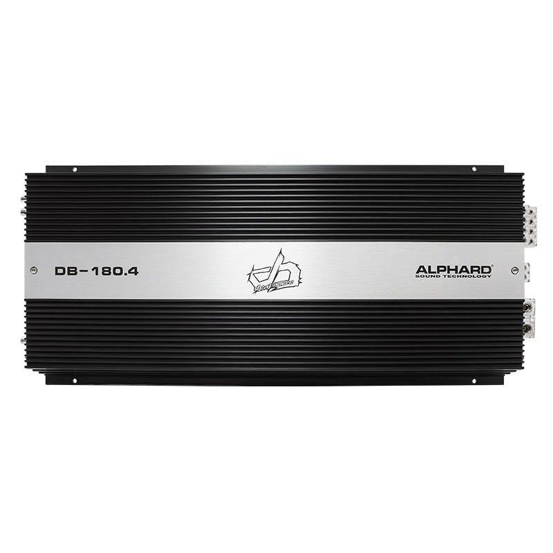 Avtoojačevalec Deaf Bonce DB-180.4 (4-kanalni)