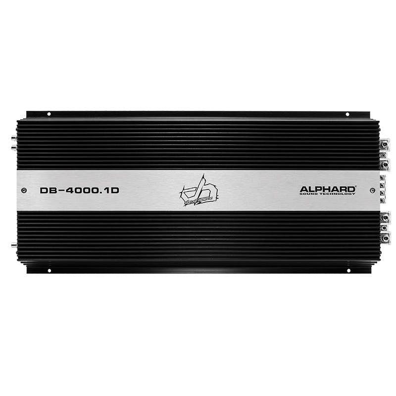 Avtoojačevalec Deaf Bonce DB-4000.1D (1-kanalni)