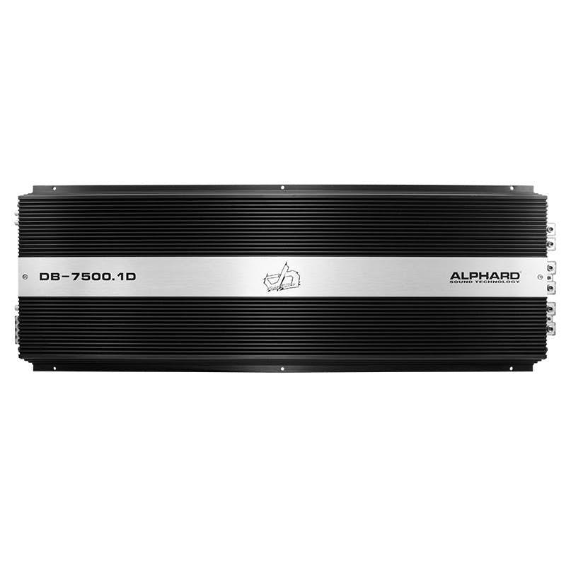 Avtoojačevalec Deaf Bonce DB-7500.1D (1-kanalni)