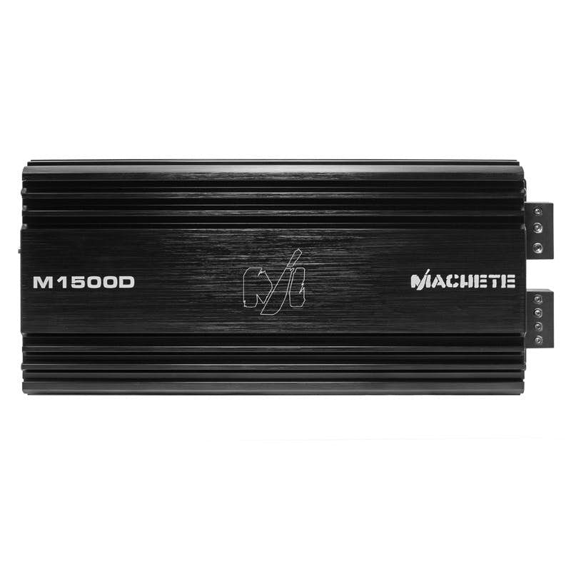 Avtoojačevalec Machete M1500 (1-kanalni)