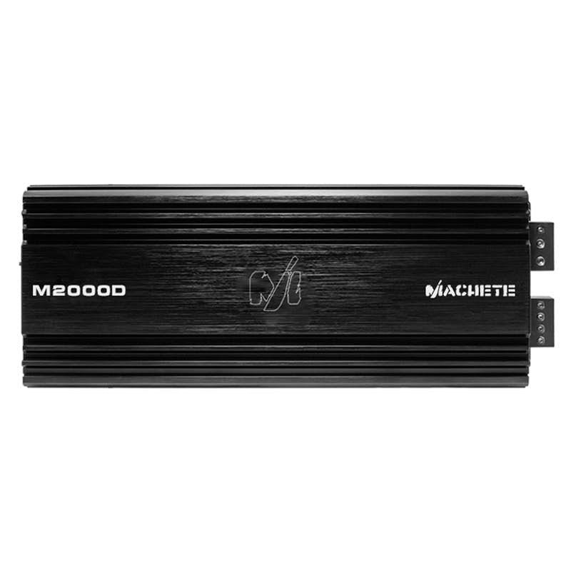Avtoojačevalec Machete M2000D (1-kanalni)