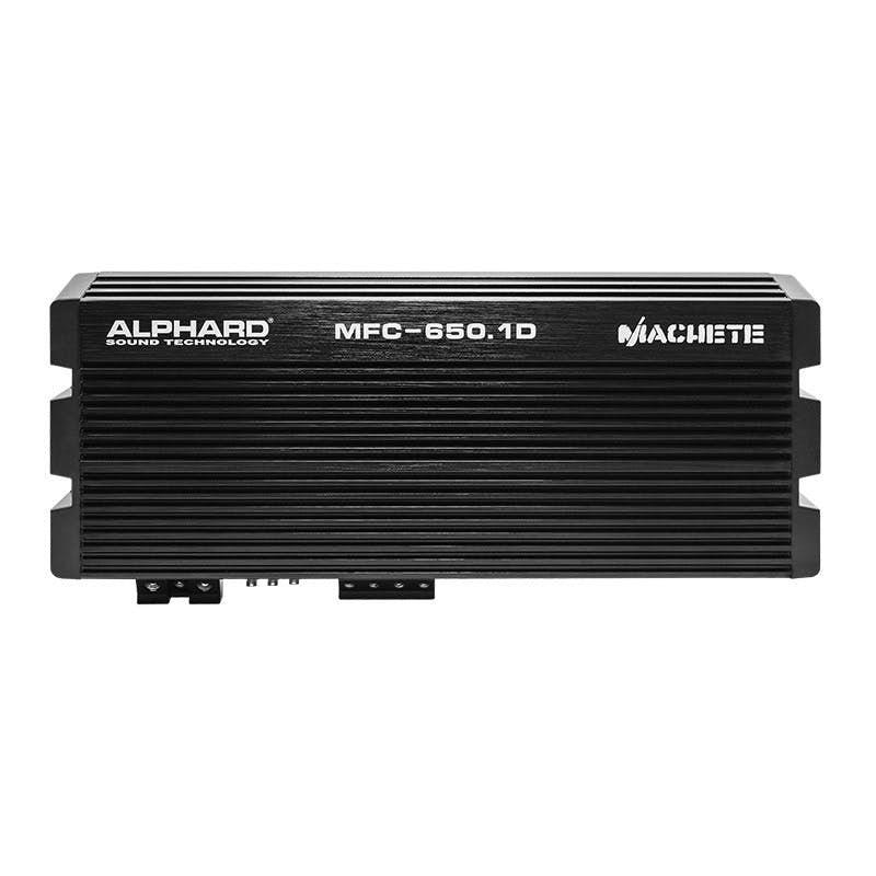 Avtoojačevalec Machete MFC-650.1D (1-kanalni)