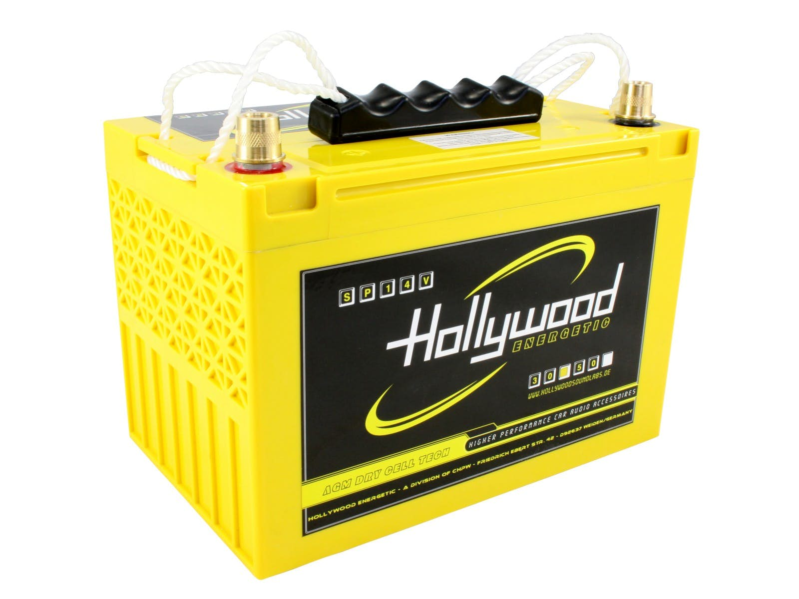 Akumulator Hollywood ENERGETIC SP14V 50 (50 Ah)
