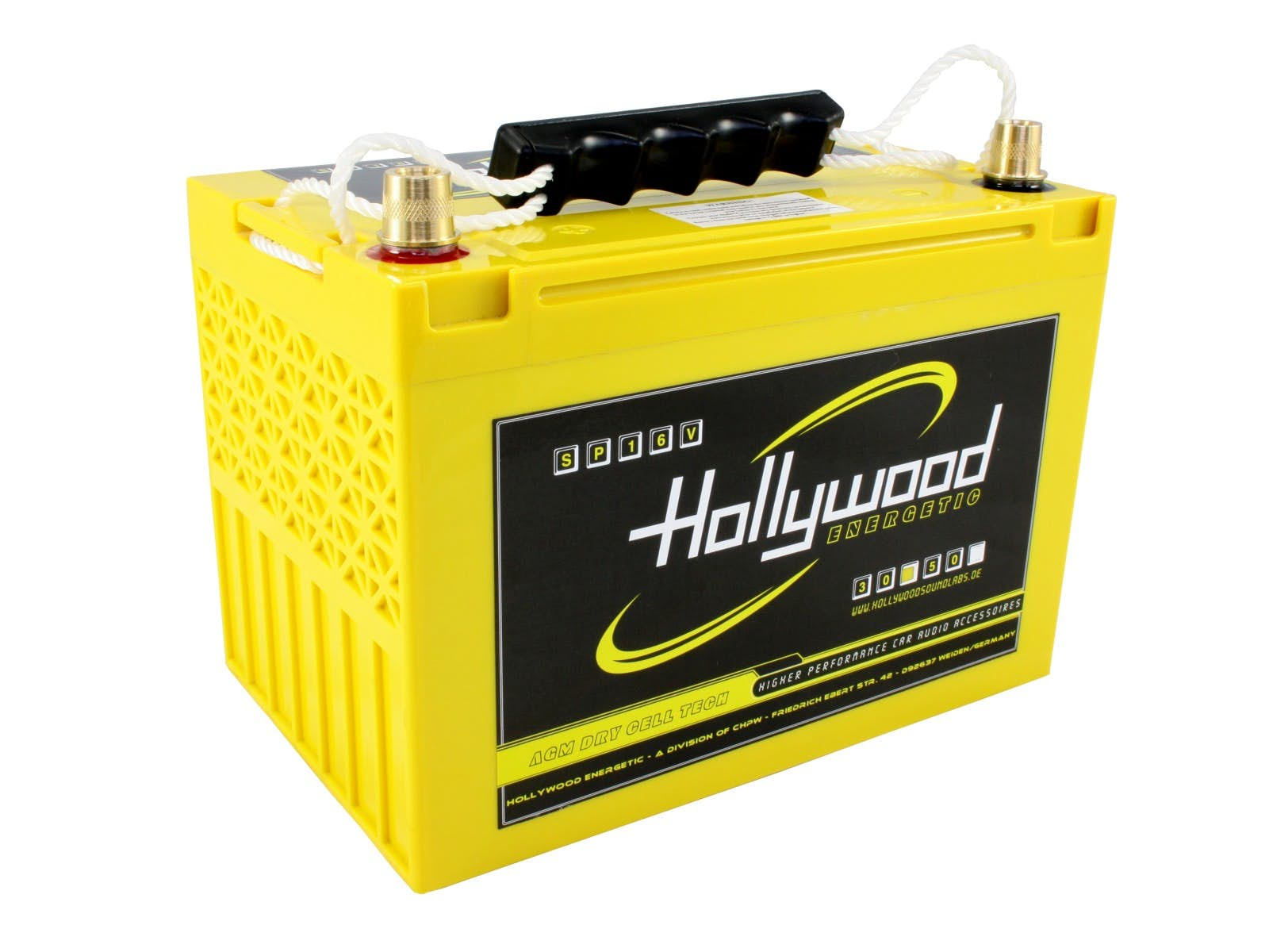 Akumulator Hollywood ENERGETIC SP16V 50 (50 Ah)