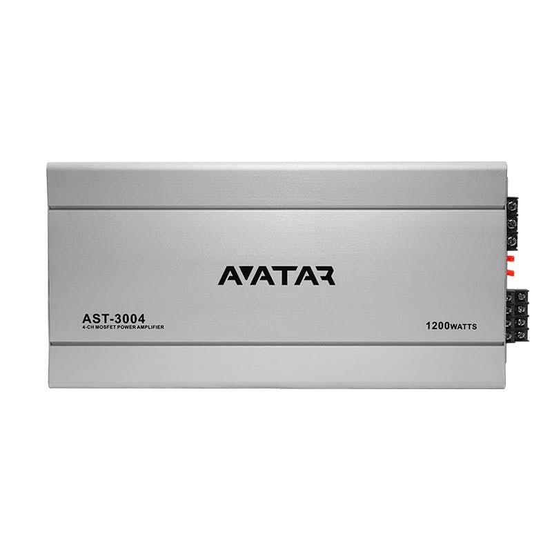 Avtoojačevalec Avatar AST-3004