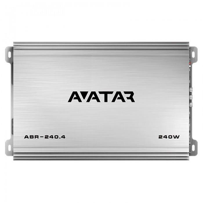 Avtoojačevalec Avatar ABR 240.4 (4-kanalni)