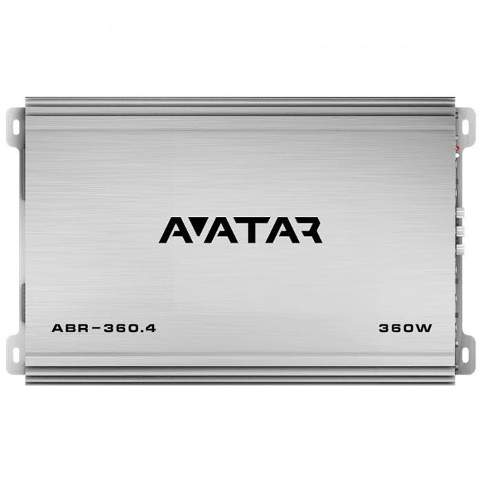 Avtoojačevalec Avatar ABR-360.4 (4-kanalni)