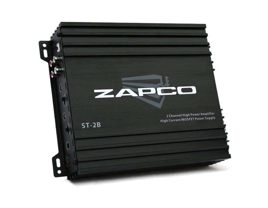 Avtoojačevalec Zapco ST-2B (2-kanalni)