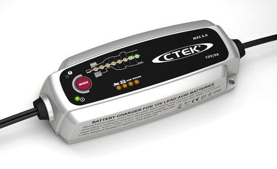 Polnilec Ctek MXS 5.0T (temperaturni senzor) - Akcija