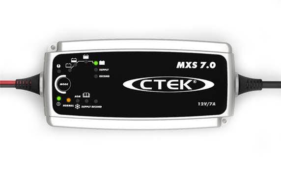 Polnilec Ctek MXS 7.0 - Akcija