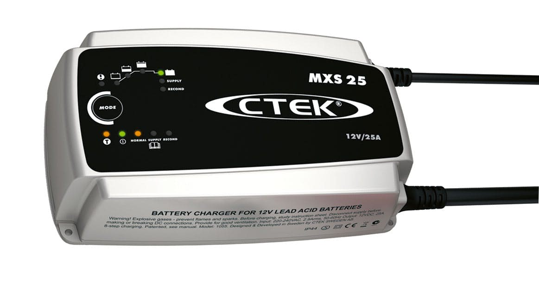 Profesionalni polnilec Ctek MXS 25 - Akcija