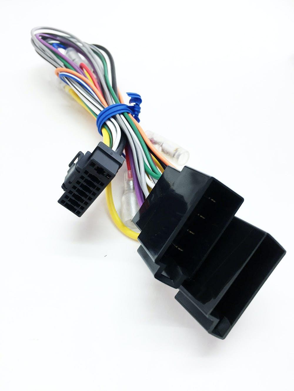 Alpine ISO konektor - novejši modeli