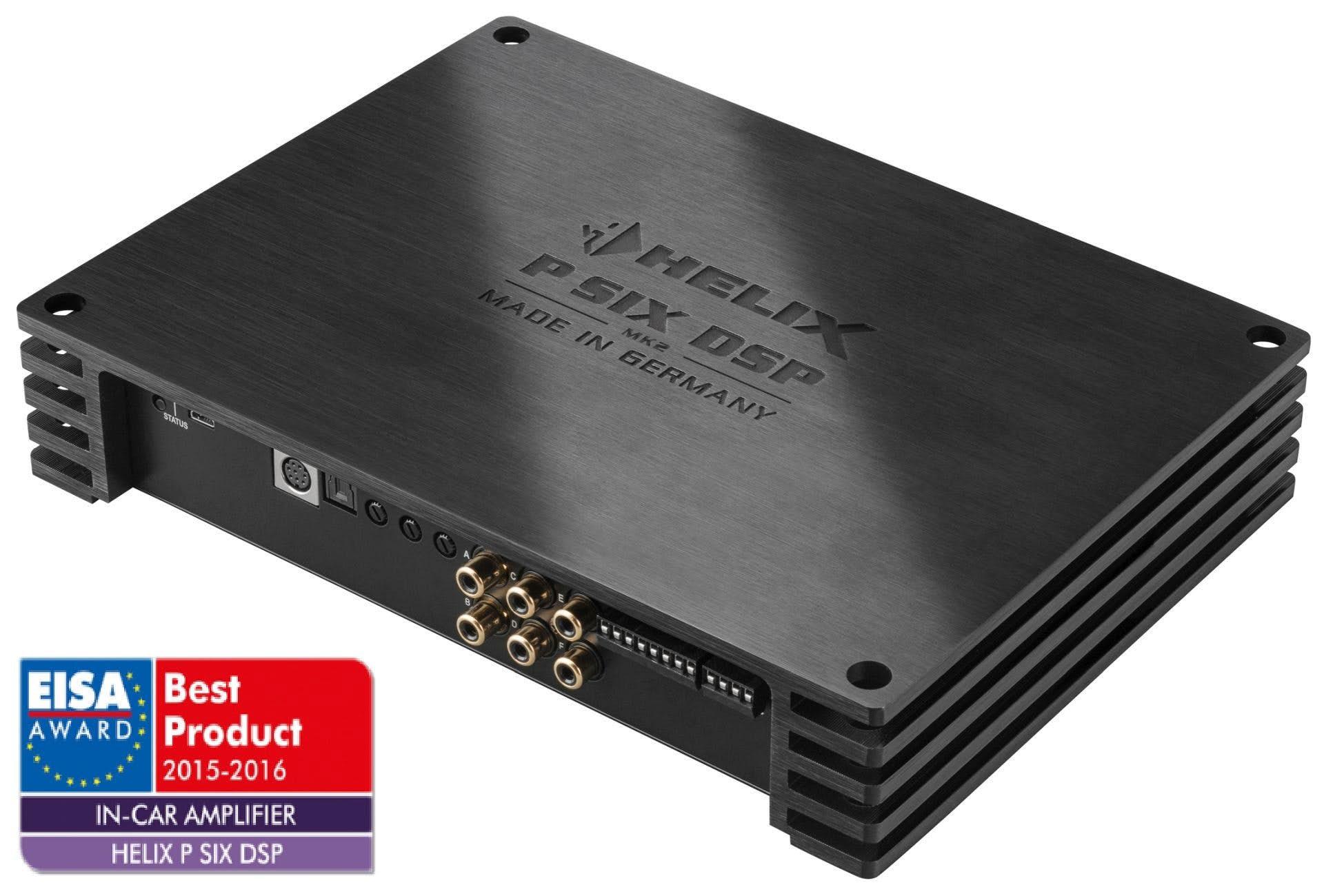 Zvočni procesor Helix P SIX DSP MK2
