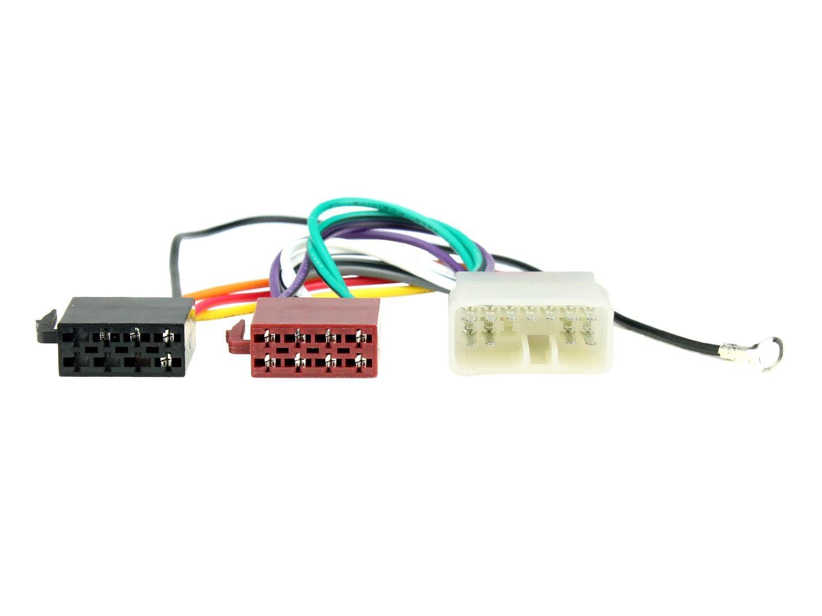 ISO konektor za Suzuki Liana (2002-)
