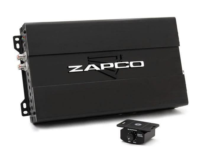 Avtoojačevalec Zapco ST-1000XM II (1-kanalni)