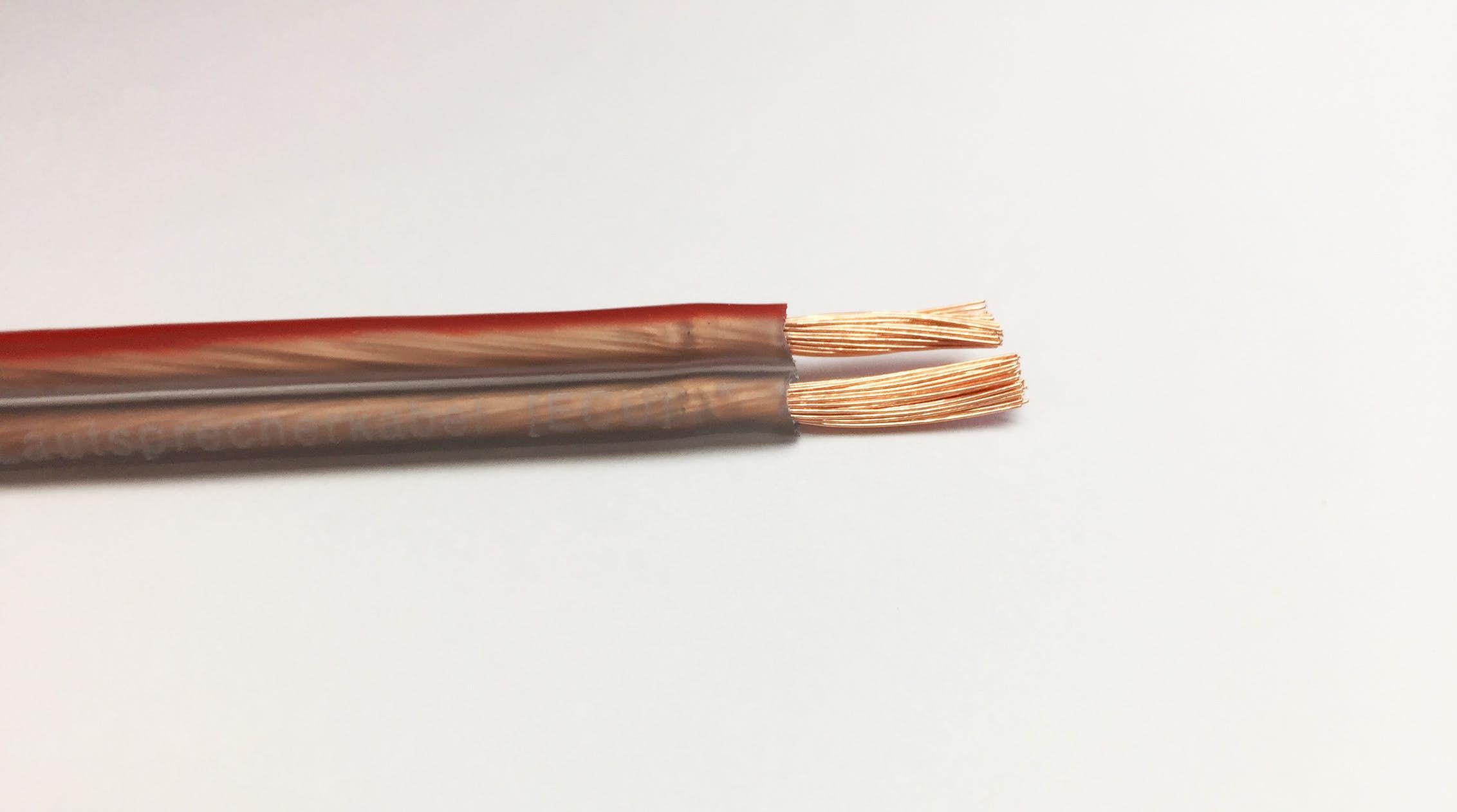 Zvočniški kabel 2 x 1,5 mm - High Quality OFC Copper