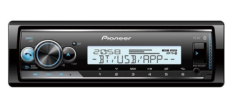 Marine radio Pioneer MVH-MS510BT