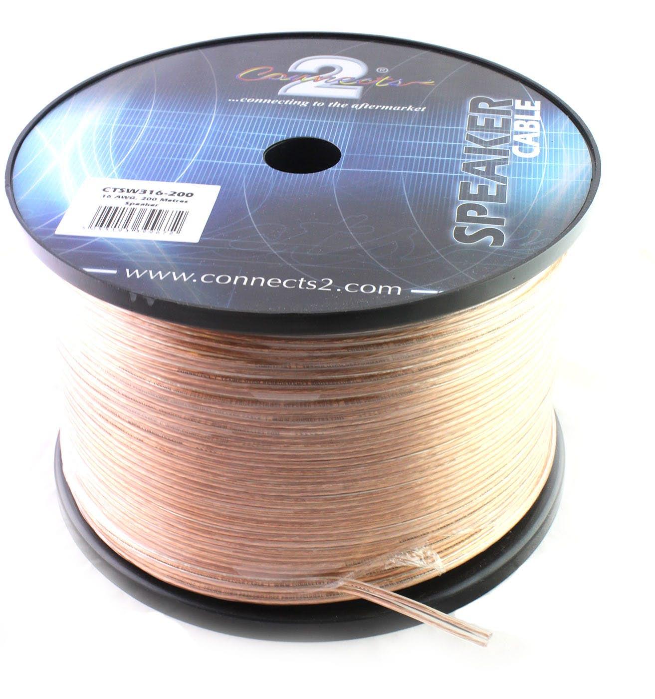 Zvočniški kabel 2 x 0,75 mm