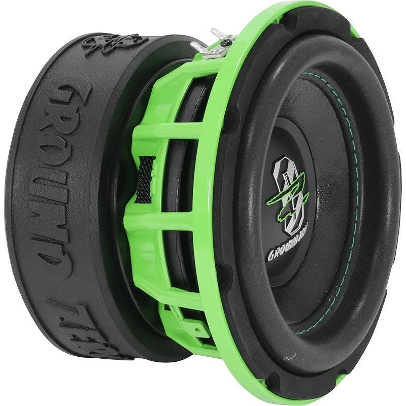 Nizkotonec Ground Zero GZHW 16SPL Green Edition