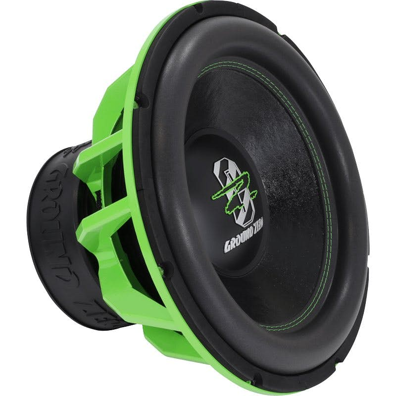 Nizkotonec Ground Zero GZHW 38SPL Green Edition