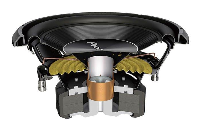 Nizkotonec Pioneer TS-A250D4