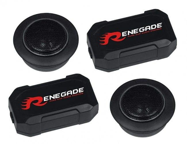 Visokotonci Renegade RX6.2T