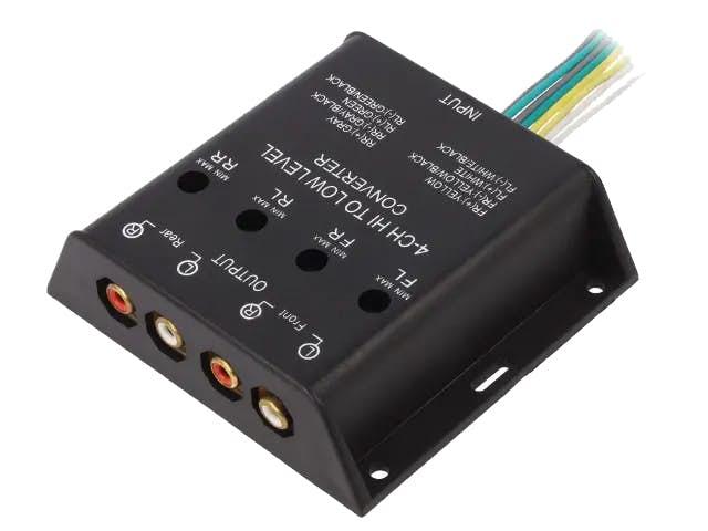 High - Low adapter (4-kanalni)
