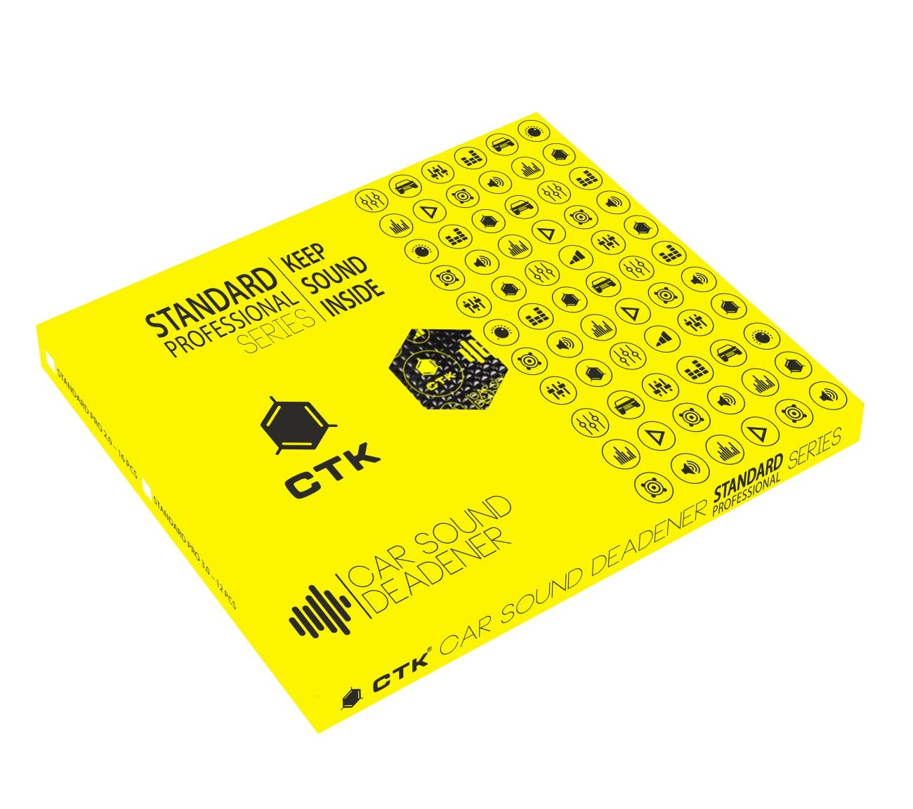 Izolacija CTK Standard Pro 3 mm