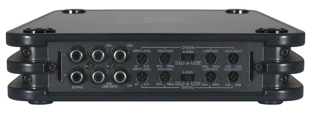Avtoojačevalec ESX Xenium X-FOUR  (4-kanalni)