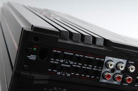 Avtoojačevalec Dragster DAD 854 (4-kanalni)