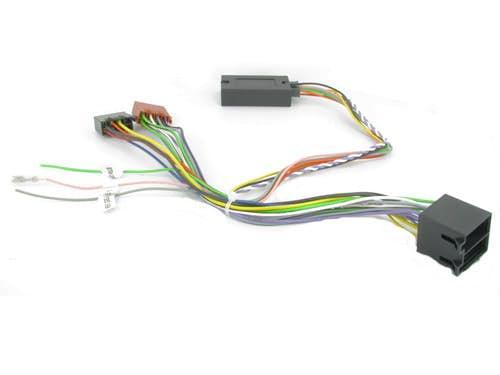 Obvolanske kontrole za Mercedes A (do -2005)