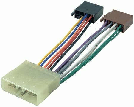 ISO konektor za Chevrolet Nexia