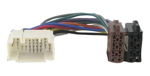 ISO konektor za Fiat Sedici