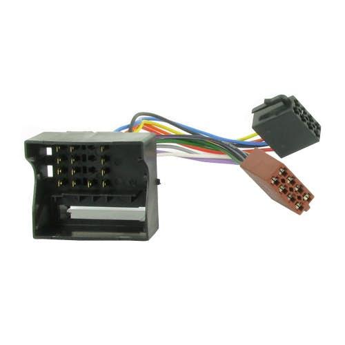 ISO konektor za Ford S-Max in Fusion (2006 -)
