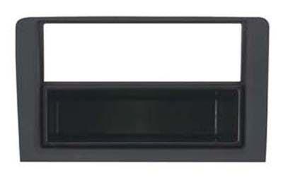 Maska za Lancia Musa (1-DIN črna)